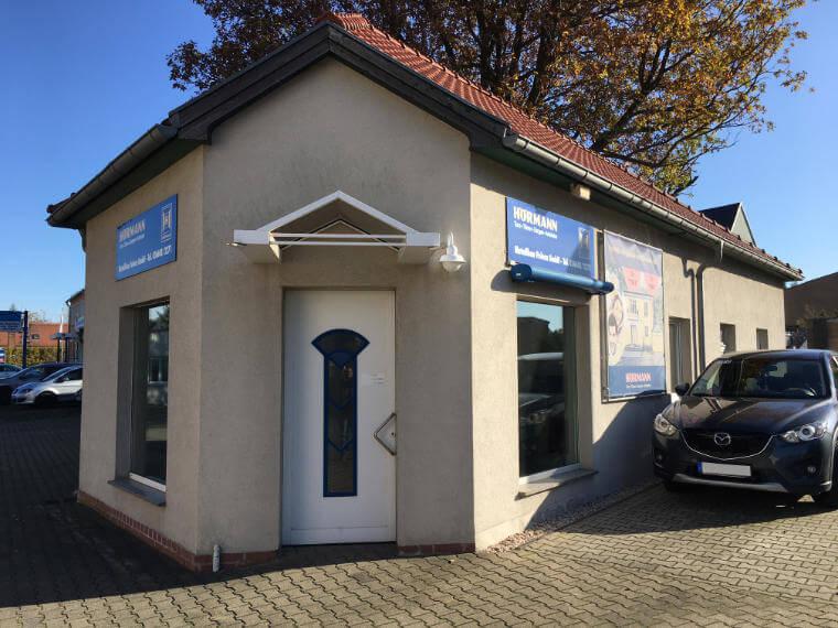 Ausstellungsgebäude - Metallbau Polenz GmbH in Braunichswalde